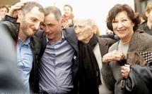 Décembre 2015 : Edmond Simeoni, la larme à l'œil…