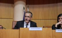 Assemblée de Corse : Les premiers mots du président Talamoni