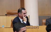 Assemblée de Corse : L'émotion de Gilles Simeoni