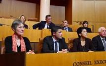 Le nouveau Conseil exécutif de l'Assemblée de Corse