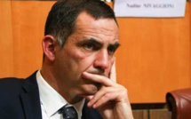 """Gilles Simeoni : """"Je n'aurai jamais pensé, un jour, être à la tête du Conseil exécutif"""""""