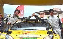 Rallye Portivechju Sud Corse: Youness El Kadaoui signe une nouvelle victoire