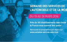 Première semaine des services de l'automobile et de la mobilité avec les CFA de Corse