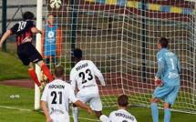 Vainqueur de Boulogne (2-0) le CAB est sixième !