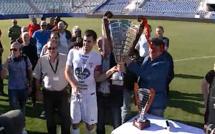 Le Gallia Lucciana remporte la Coupe de Corse de football
