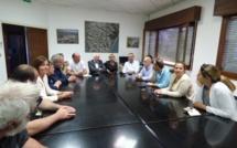 Ghisonaccia : Soutien unanime du conseil municipal à Saveriu Luciani