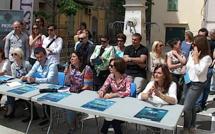 Festa di a lingua corsa in Bastia