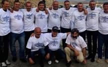 36 ans après les champions de France UNSS du Lycée Giocante se retrouvent à Calvi