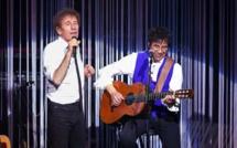 Souchon-Voulzy : Le concert événement à Patrimoniu