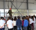 Journée découverte au 2e REP pour la classe Défense du Collège de Calvi Mgal-6664449