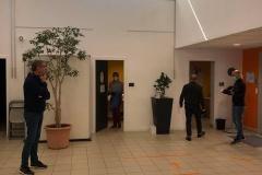 Cabinet au Covid-19 à Bastia
