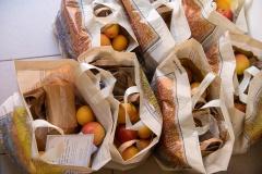 Ajaccio : 400 paniers alimentaires