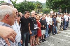 Manifestation Bastia