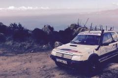 Le 205 Corsica Raid à Ajaccio