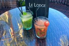 cocktail au lodge 1