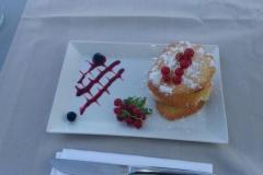dessert au lodge