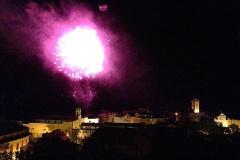 Feu d'artifice Bastia