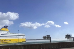 Au port de Bastia