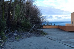 Mauvais temps Bastia