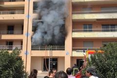 Incendie Propriano