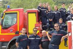 Jeunes pompiers