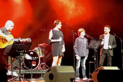 Concert ligue contre le cancer