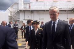 Le Maire et Vizzavona