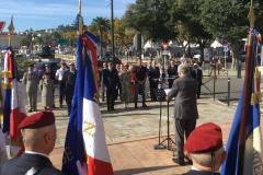 75e anniversaire de la Libération à Bastia