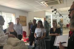 Blogeurs et journalistes belges