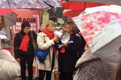 Violences faites aux femmes à Bastia
