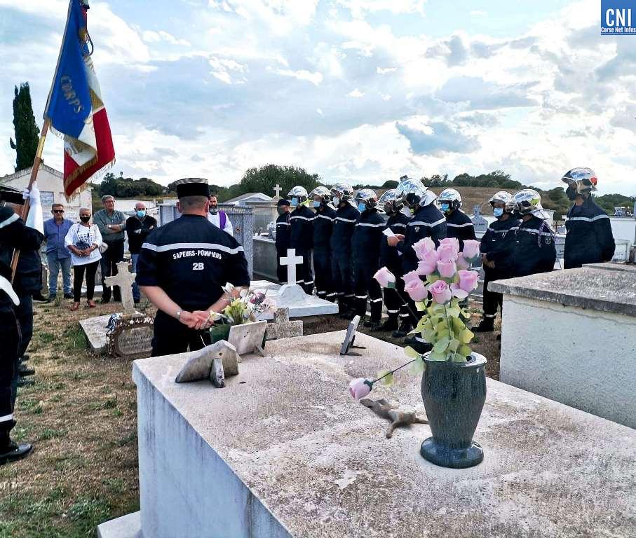 Hommage au sapeur François-Marie Ercole