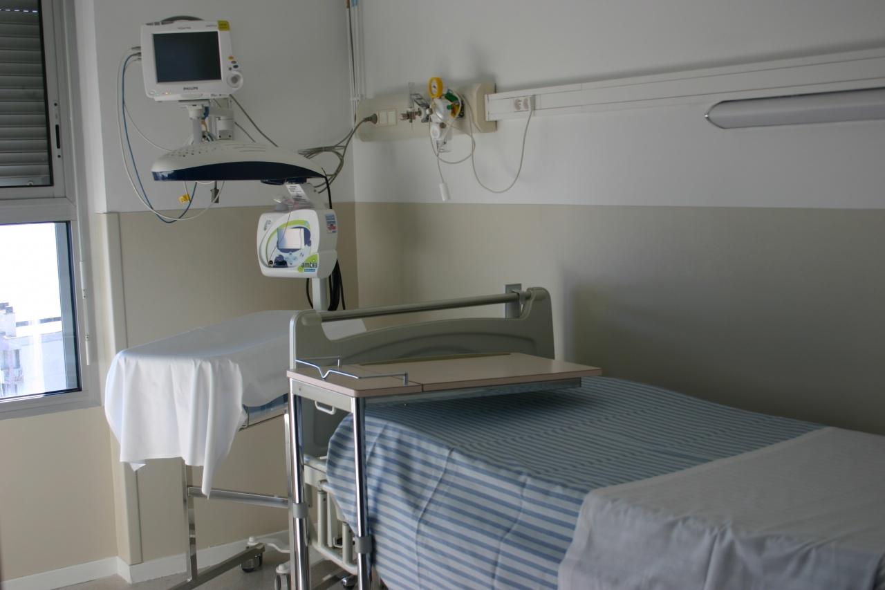 Centre hospitalier d ajaccio de nouvelles chambres for Chambre kangourou