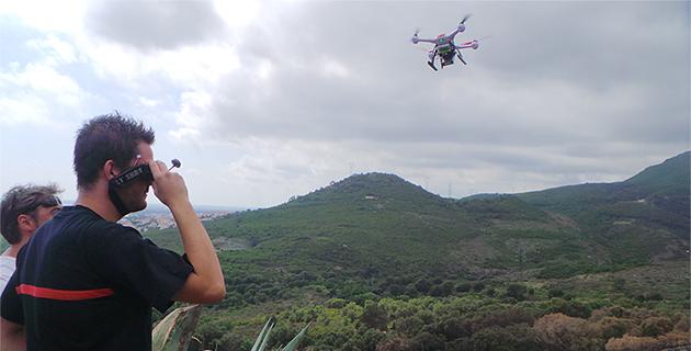 Drone Sdis 2B