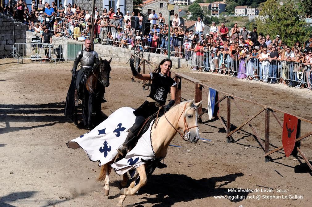 Médiévales Levie