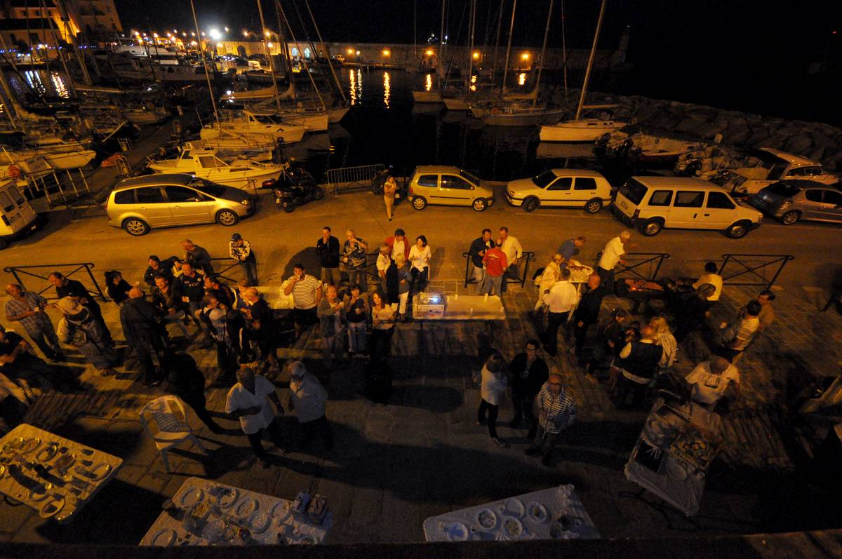 Vieux-Port Bastia