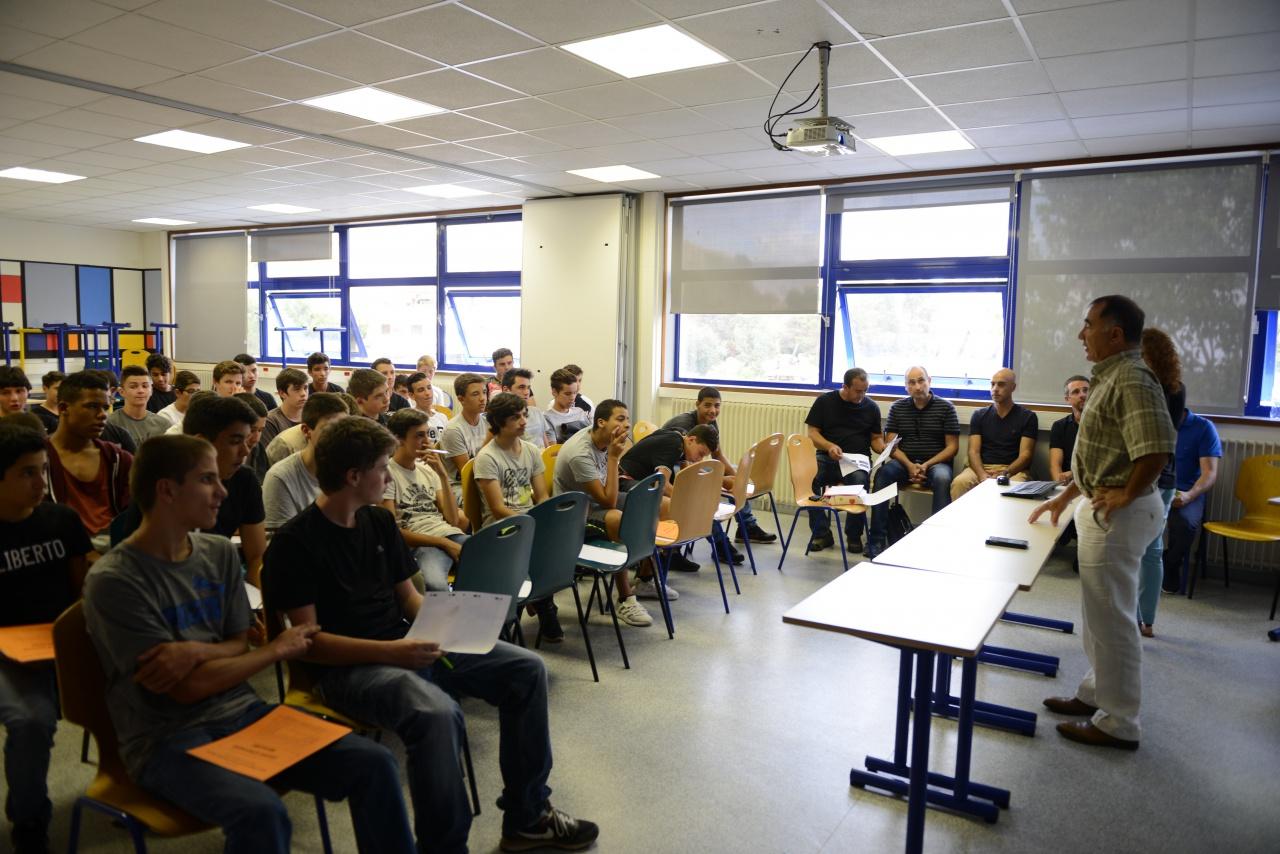 Lycée Jules-Antonini