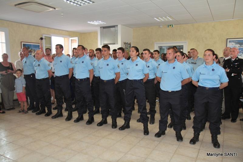 Ajaccio remise d 39 insignes pour 18 jeunes r servistes for Gendarmerie interieur gouv