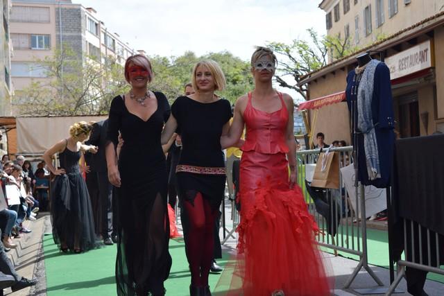 Défilé de mode L'Ile-Rousse
