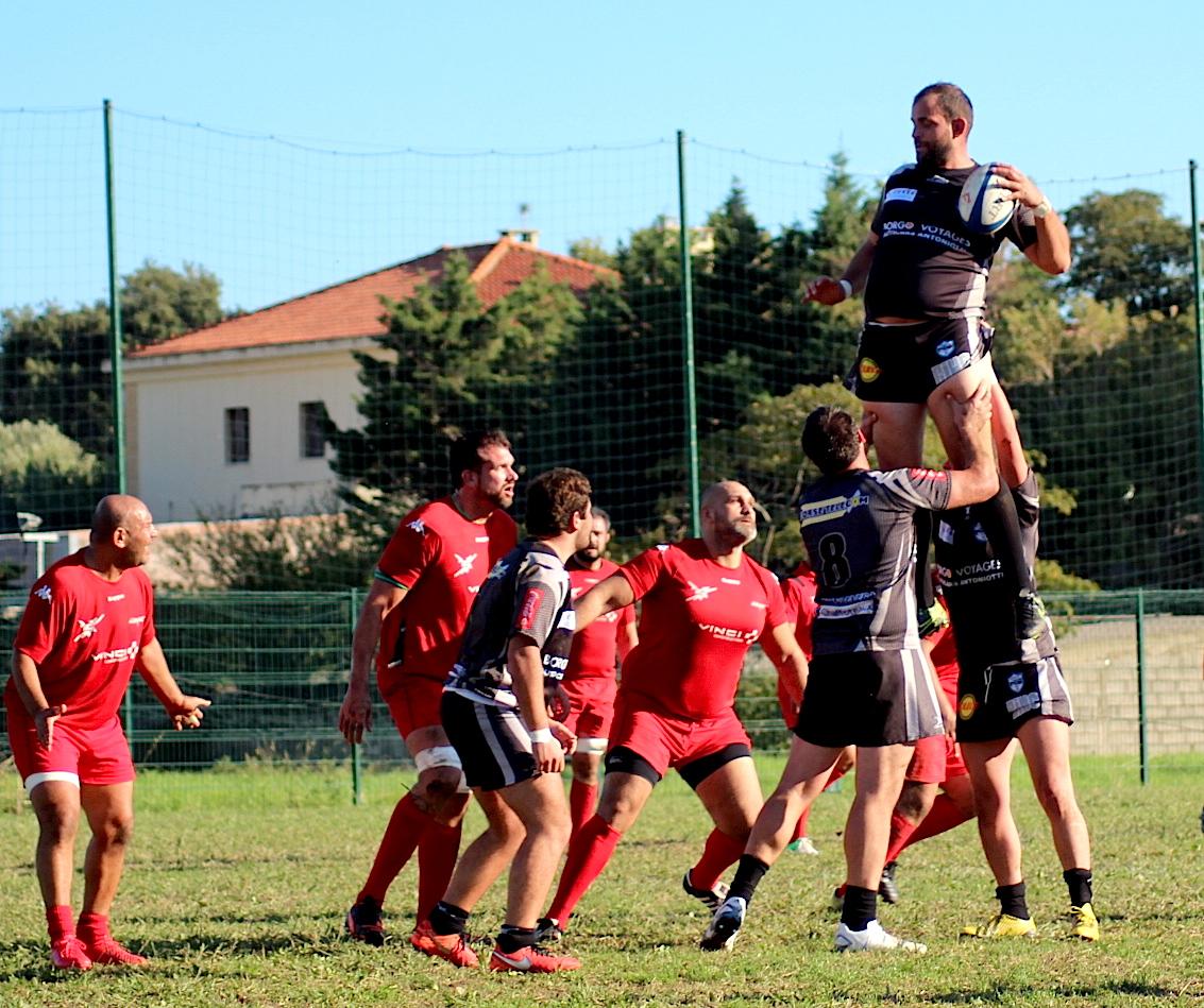 Bastia XV-Aubagne