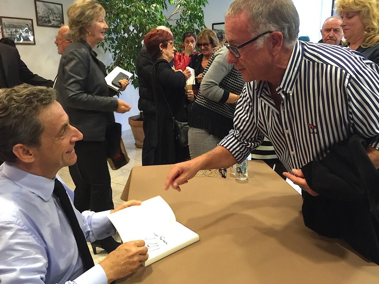 Sarkozy en Haute-Corse