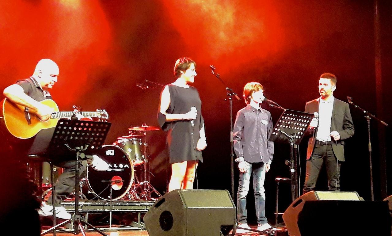 Concert ligue contre le cancer