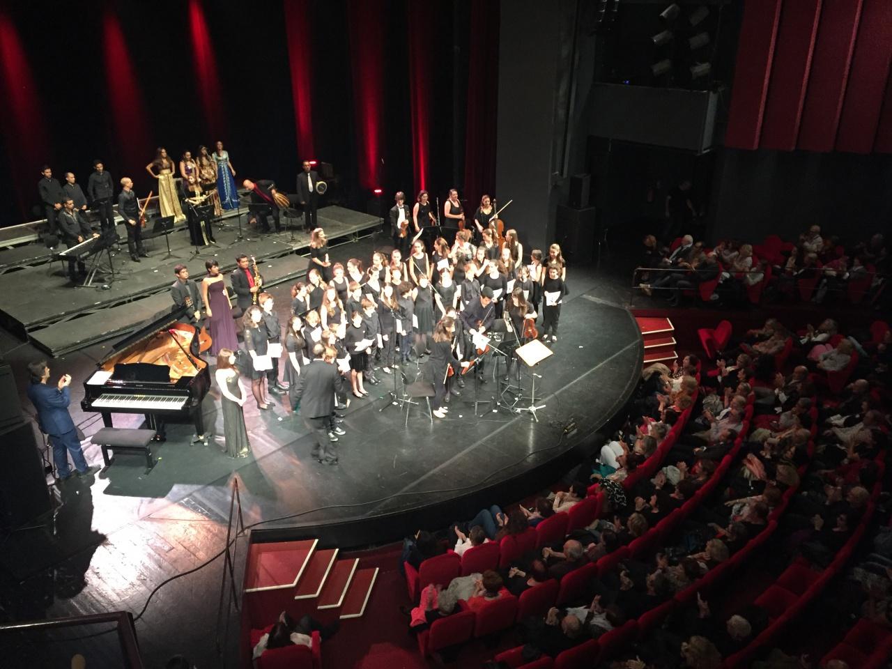 Rencontres musicales mediterranee bastia