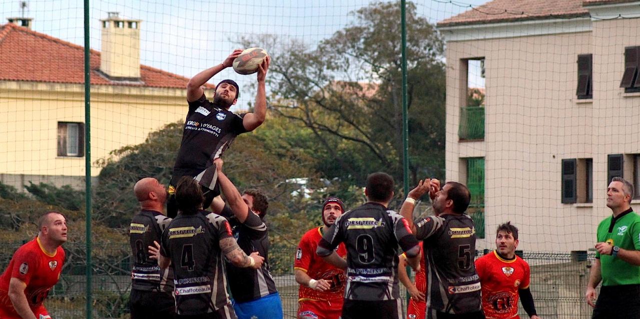 Bastia XV-Six Fours