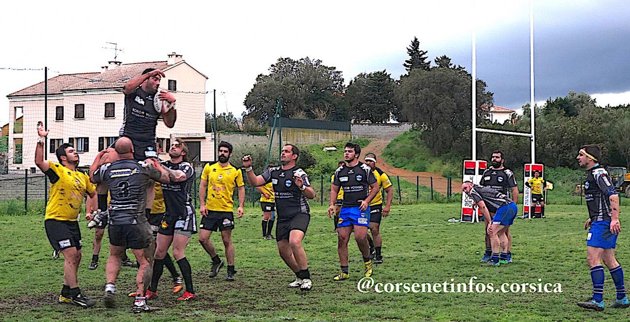 Bastia XV-Gapeau
