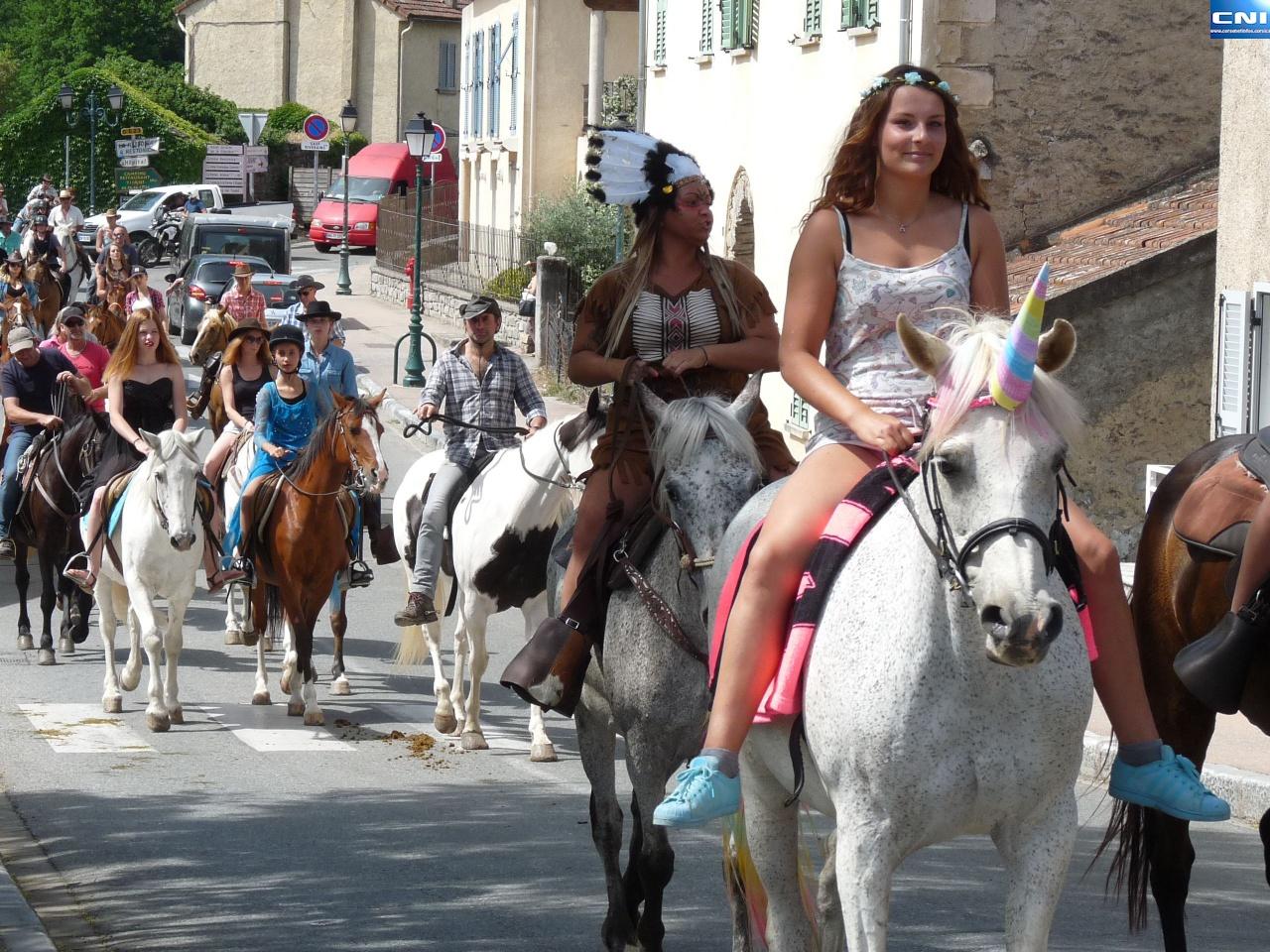 Cavallu'In festa