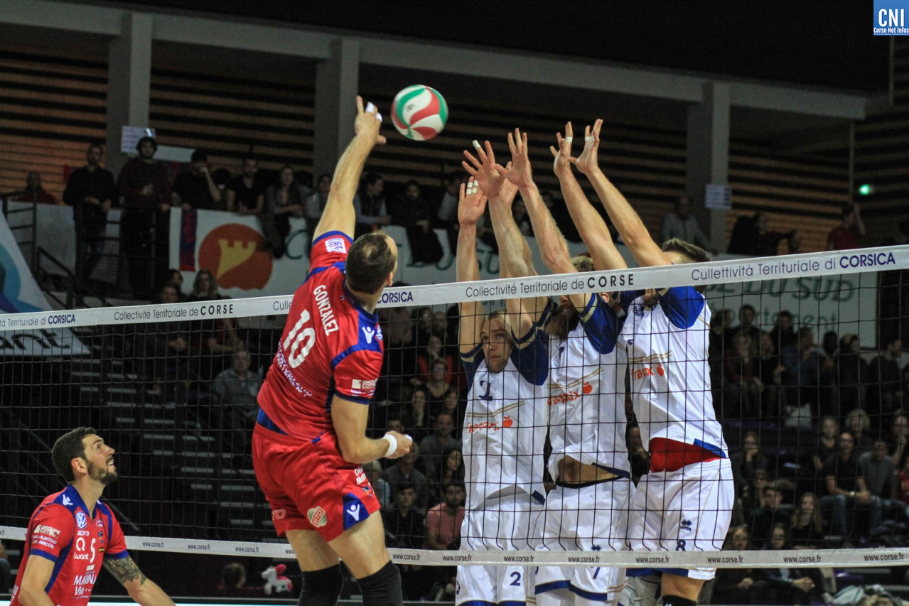GFCA Volley